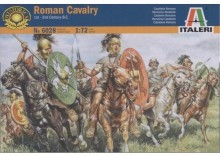 Italeri 6028 - Rzymska jazda I-II w. pne
