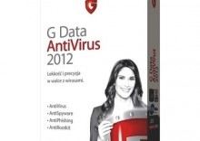 G Data Antivirus 2012 5 PC 3 lata