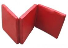MATERAC SKŁADANY 3-CZĘŚCIOWE 020-B rozmiar 5 x 120 x 180 cm