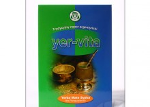 Cabrales: Yer Vita zielona herbata z Yerba Mate - 200 g