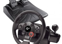 Kierownica LOGITECH Driving Force GT na PS3