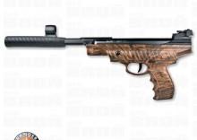 Wiatrówka-pistolet RANGER 25MW kal.4.5mm