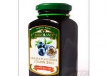 Runoland: konfitura z jagody BIO - 350 g