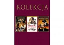KLASYKA KINA: KOLEKCJA - 3 FILMY (3 DVD) GALAPAGOS Films 7321909673700
