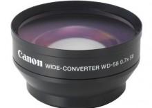 Canon Konwerter szerokokątny WD-58H