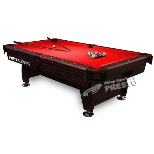Stół Bilardowy Proyasport Q15 7ft - czerwony