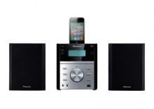 Pioneer X-EM21 - Miniwieża z CD, stacja dla Phone/iPod