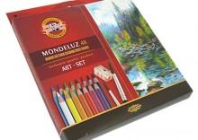 Kredki akwarelowe Koh-I-Noor Mondeluz 48 kol