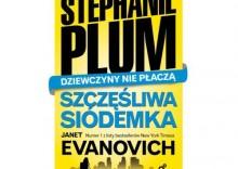 Stephanie Plum Szczęśliwa siódemka [opr. skórzana]