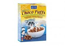 CHOCO PUFFS - kakaowe poduszeczki z nadzieniem orzechów laskowych 250g