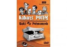 """Kabaret Potem """"Bajki dla potłuczonych"""" DVD"""