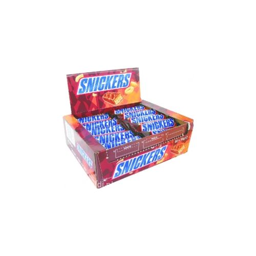 Baton Snickers 51gx40 szt