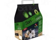 Sanicat Professional Multipet Green żwirek niezbrylający się - 10 l