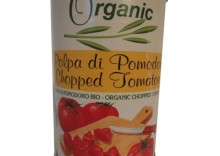 Pomidory kostka puszka BIO 400 g- Pancrazio