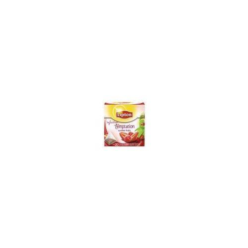 Herbata Lipton Temptation Summer Fruits Tea piramidka 20 torebek
