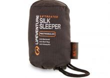 wkładka do śpiwora jedwabna 100% EX3 Silk Sleeper Lifeventure