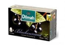 Herbata Dilmah porzeczkowa blackcurrant