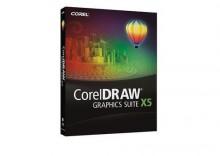 COREL DRAWGraphicsSuite X5 Small Business Edition 3 stan. PL