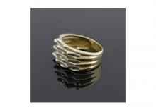 Złoty pierścień - GoldenFashion - biżuteria z historią