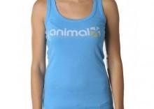Top Crystall Animal (azure blue)