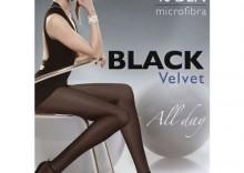 Rajstopy Egeo Black Velvet 40 den