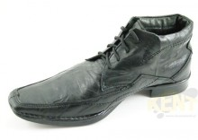 Zimowe eleganckie buty ze skóry KENT 092