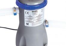 Filtr basenowy o wydajności 3028 l / h