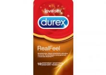 Prezerwatywy Durex RealFeel 10 sztuk