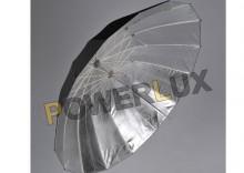 Funsports paraboliczny srebrny 150cm