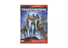 Transformers prime część 1 Mrok gęstnieje