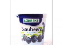 Sobbeke: jogurt jagodowy BIO - 150 g