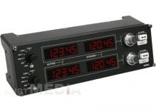 PRO FLIGHT PANEL RADIOWY SAITEK RADIO PANEL