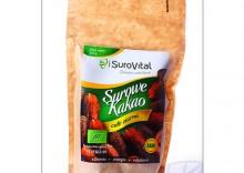 Surovital: surowe kakao, ziarna BIO - 250 g