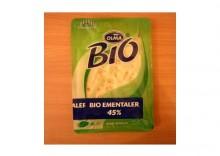Ser żółty BIO Ementaler, Olma 100g