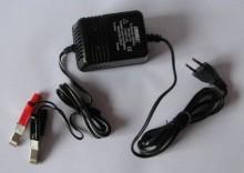 Ładowarka model BC 2612 T dla 2v / 6v / 12 v baterii