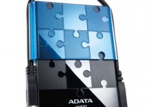 Adata HV610 AHV610-500GU3-CBKBL 2.5'' 500GB, USB 3.0 - dysk zewnętrzny