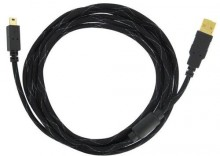 PS3 kabel USB2 PLAY & CHARGE 2,5m [BB5148]