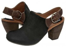 Buty FLY London Egli Black/Tan (FL122-a)