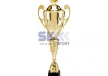 Puchar metalowy z przykrywką 3084 - z przykrywką