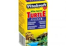 Vitakraft Turtle Elixir - witaminy i minerały dla żółwi