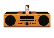 Yamaha MCR - 040 pomarańczowy