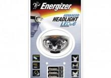 latarka czołowa Energizer Advanced Headlight 6LED