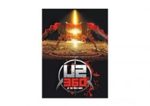 U2 360 At The Rose Bowl. Super Deluxe Box
