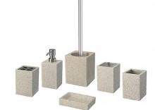 SAND Zestaw akcesoriów łazienkowych