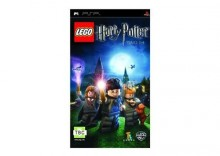 Gra: PSP Lego Harry Potter Lata 1-4