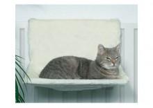 Trixie de Luxe legowisko dla kota na kaloryfer - Pluszowe, przestawne
