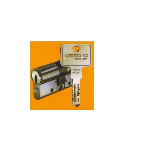 KESO K10 RS Omega dwustronna wkładka patentowa