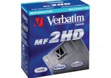Dyskietki Verbatim MF2-HD DataLife 10szt