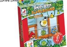 Gra Smart Angry Birds. Na górze