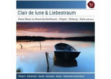 Clair de lune & Liebestraum - Piano music to dream / Cliburn, Entremont, Gould, Horowitz, Kissin, Rubinstein